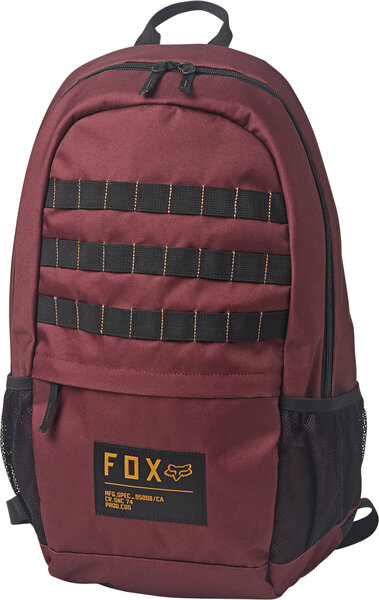 Fox Racing 180 Backpack Color: Cranberry