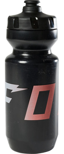 Fox Racing 22-Ounce Purist Bottle Wurd Color: Black