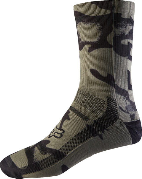Fox Racing 8-inch Print Trail Socks