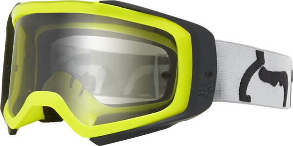 Fox Racing Airspace Prix Goggle Color: Grey