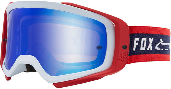 Fox Racing Airspace Simp Goggle - Spark Lens Color: Navy/Red