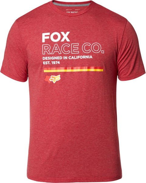 Fox Racing Analog Short Sleeve Tech Tee