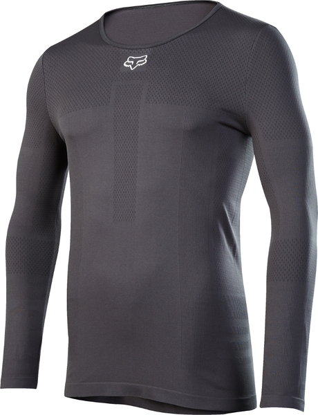 Fox Racing Attack Fire Base Long Sleeve Color: Black