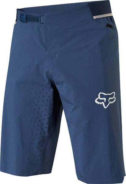 Fox Racing Attack Short Color: Light Indigo