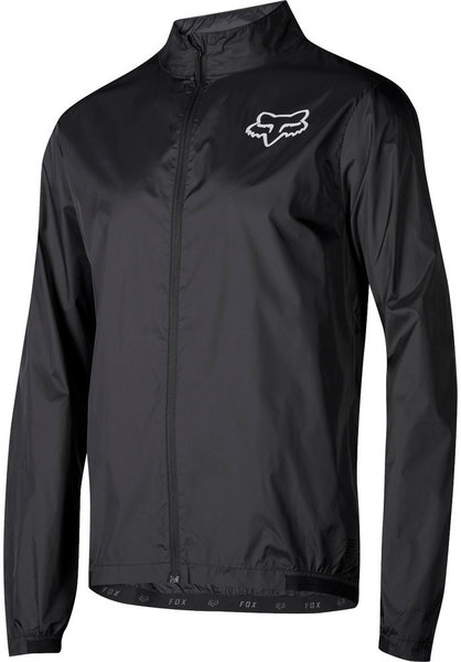 Fox Racing Attack Wind Jacket Color: Black