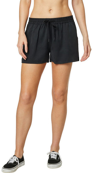 Fox Racing Barnett Woven Short Color: Black