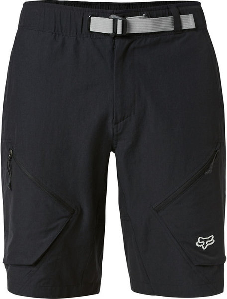 Fox Racing Bravo Cargo Short Color: Black