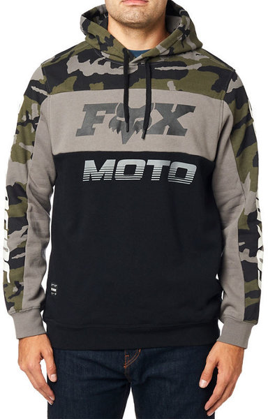 Fox Racing Charger Camo Pullover Hoodie