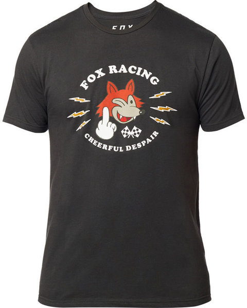 Fox Racing Cheerful Despair Premium Tee