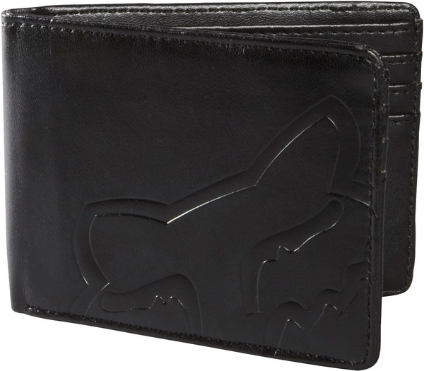 Fox Racing Core Wallet Color: Black