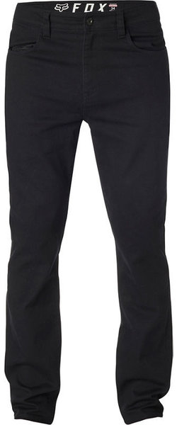 Fox Racing Dagger Skinny Pant Color: Black