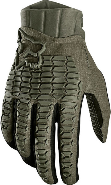 Fox Racing Defend Glove Color: Olive Green
