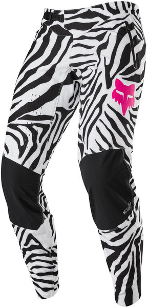Fox Racing Defend x Kevlar Zebra Limited Edition Pant