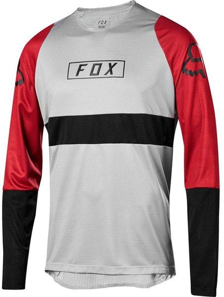 Fox Racing Defend Long Sleeve Fox Jersey - Men's