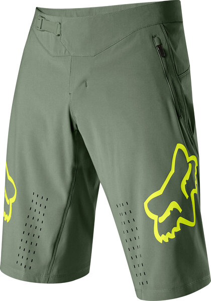 Fox Racing Defend Short Color: Pine