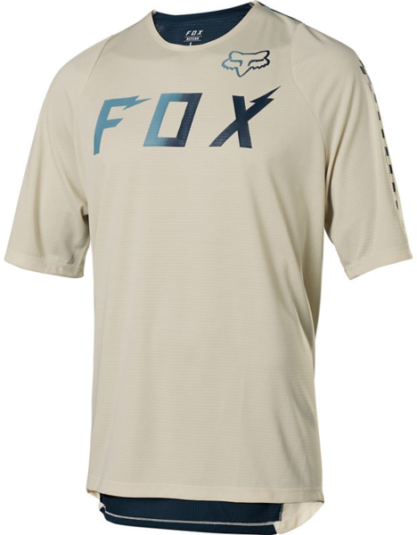 Fox Racing Defend Short Sleeve Wurd Jersey Color: Navy