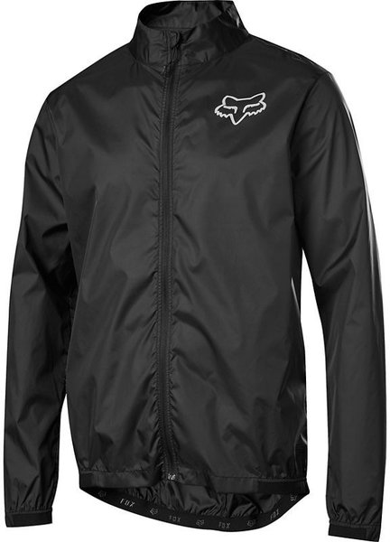 Fox Racing Defend Wind Jacket Color: Black