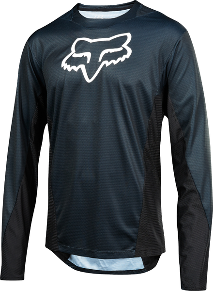 Fox Racing Demo Long Sleeve Camo Burn Jersey