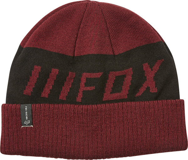 Fox Racing Down Shift Beanie Color: Cranberry