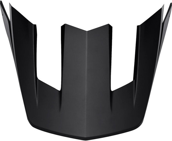 Fox Racing Dropframe Visor Color: Black