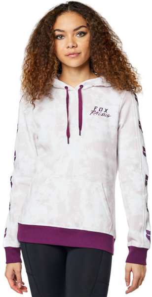 Fox Racing Endless Summr Pullover Fleece Color: Light Pink