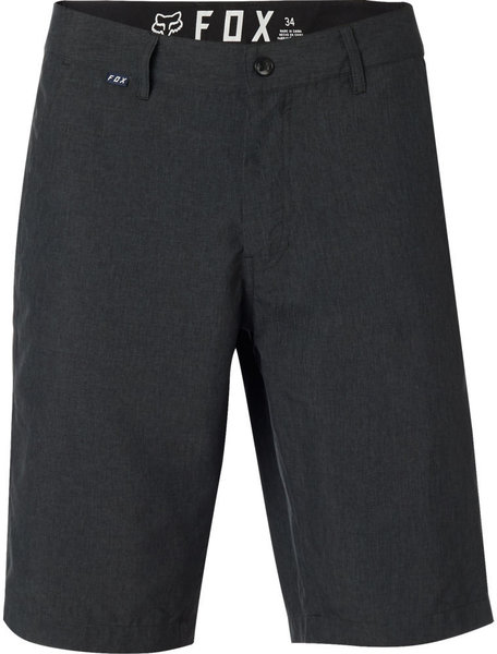 Fox Racing Essex Tech Short Color: Heather Black