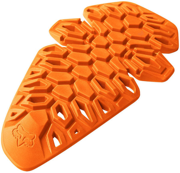 Fox Racing F3 D3O Knee Insert Color: Orange