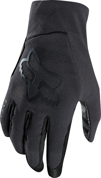 Fox Racing Flexair Gloves Color: Black/Black