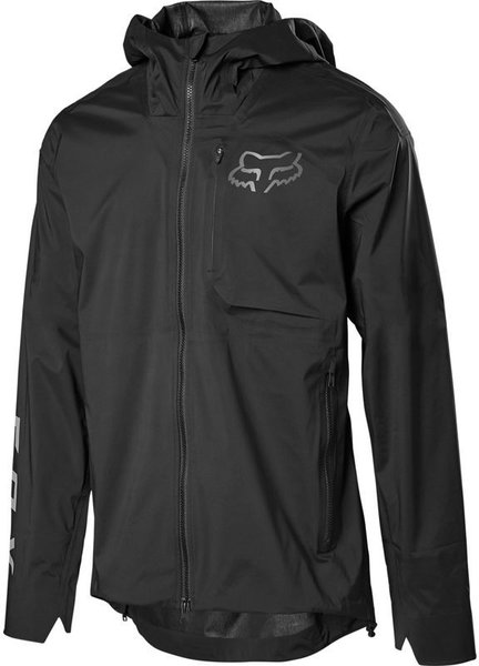 Fox Racing Flexair Pro 3L Water Jacket Color: Black