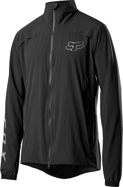 Fox Racing Flexair Pro Fire Alpha Jacket Color: Black