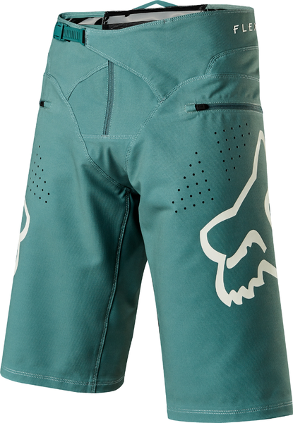 Fox Racing Flexair Short Color: Green/Black