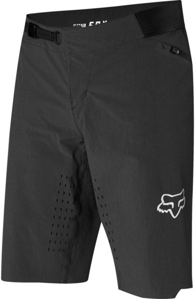 Fox Racing Flexair Short No Liner Color: Black