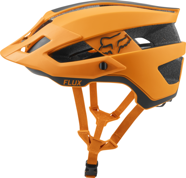 Fox Racing Flux Helmet Color: Atomic Orange