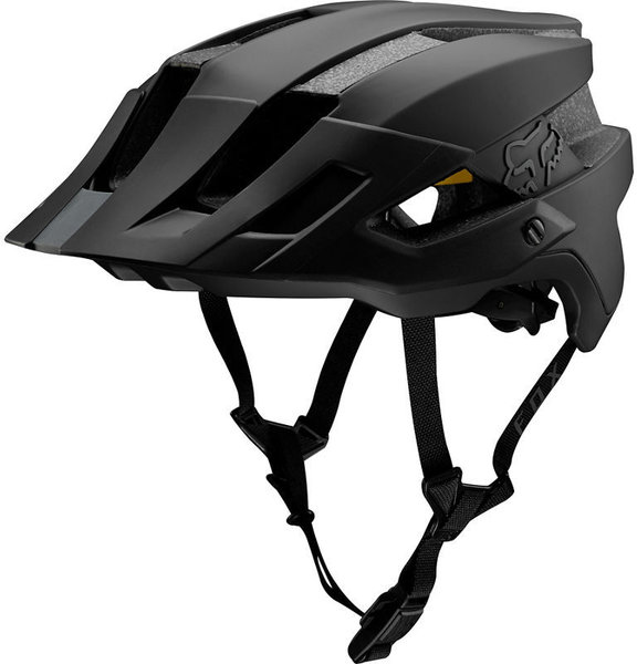 Fox Racing Flux MIPS Conduit Helmet Color: Black