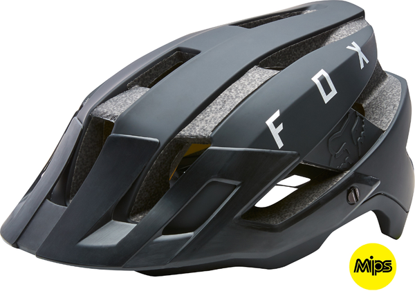 Fox Racing Flux MIPS Helmet Color: Black