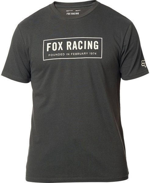 Fox Racing Founded Basic Tee