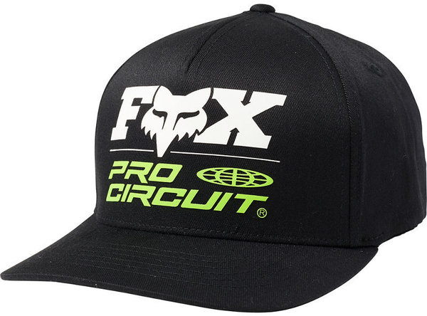 Fox Racing Fox Pro Circuit Flexfit Hat