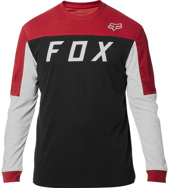 Fox Racing Grizzled Long Sleeve Airline Knit