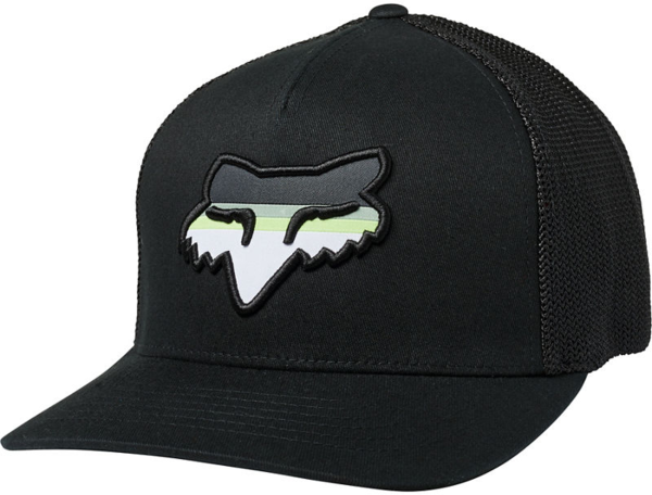 Fox Racing Head Strike Flexfit Hat Color: Black