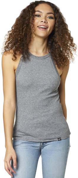 Fox Racing Hi Times Tank Color: Heather Graphite