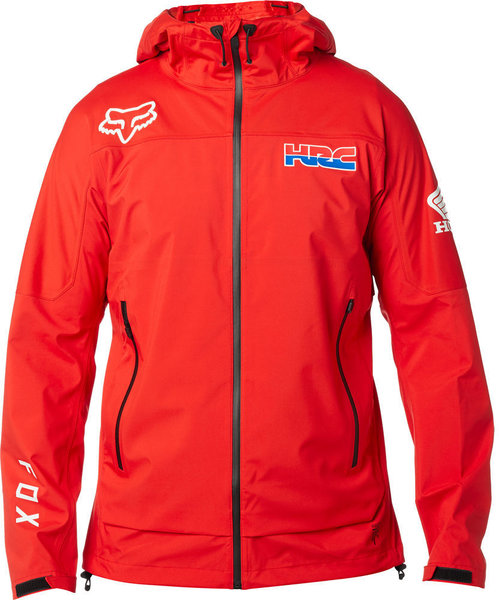 Fox Racing HRC Redplate Pro Attack Water Jacket