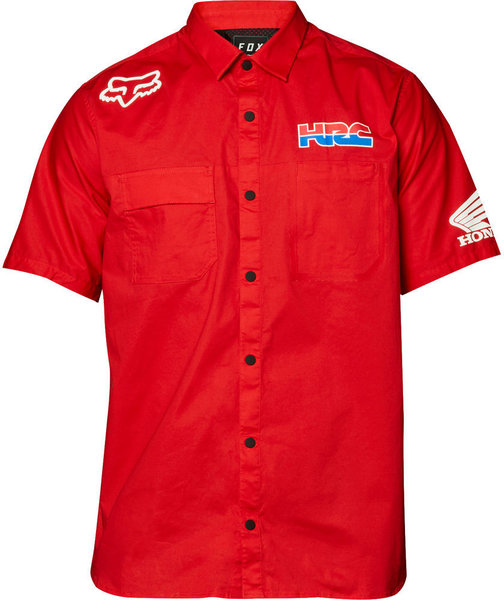 Fox Racing HRC Redplate Pro Flexair Workshirt
