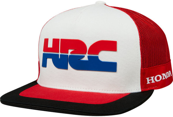 Fox Racing HRC Redplate Pro Snapback Hat
