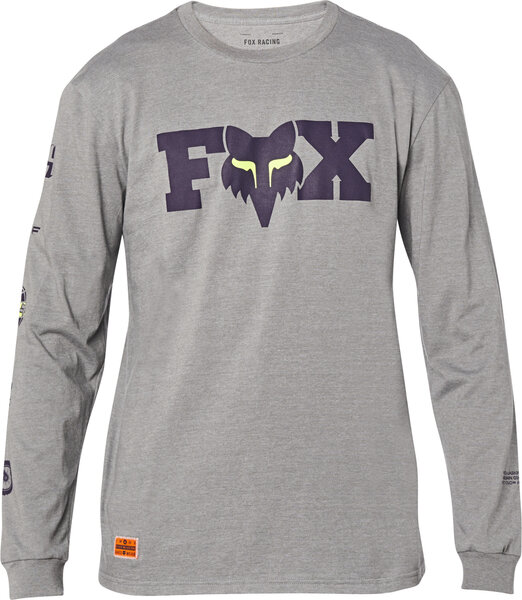 Fox Racing Illmatik Long Sleeve Tee