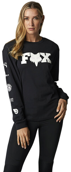 Fox Racing Illmatik Oversized Long Sleeve Tee