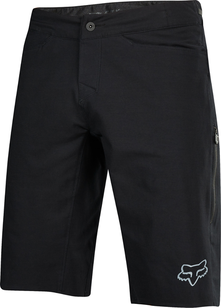 Fox Racing Indicator Short - No Liner Color: Black