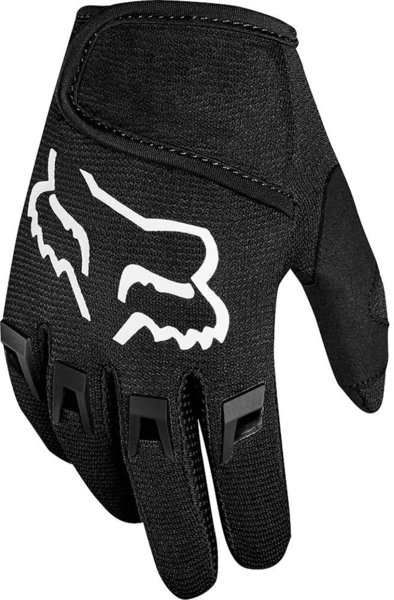 Fox Racing Kids Dirtpaw Glove Color: Black