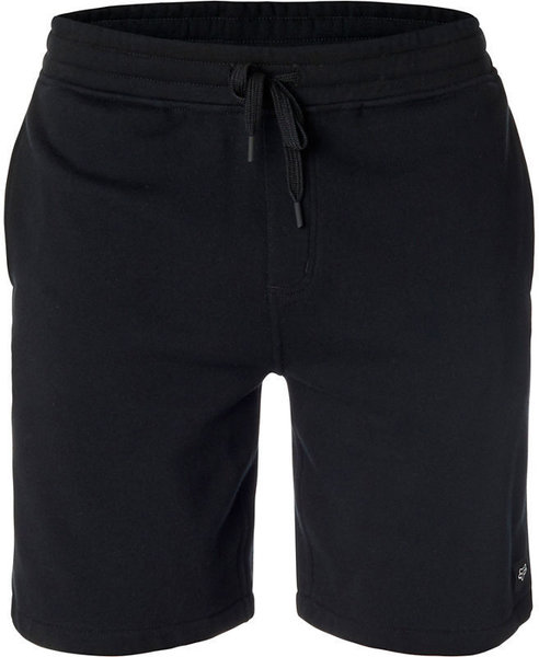 Fox Racing Lacks Fleece Short Color: Black