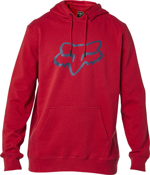 Fox Racing Legacy Foxhead Pullover Hoody Color: Chili