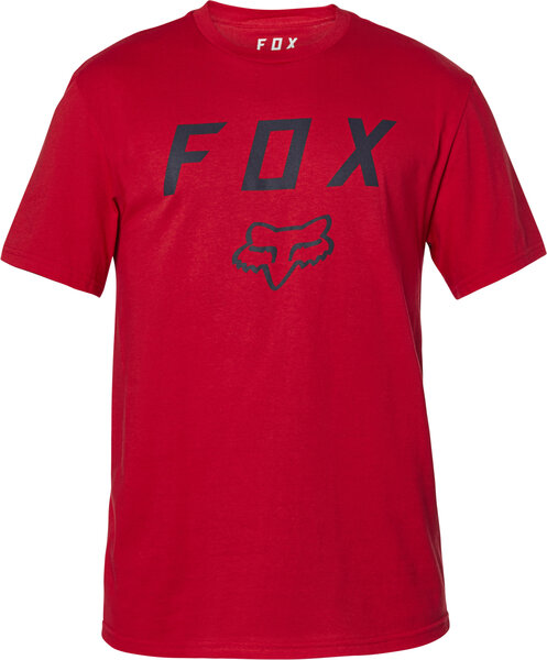Fox Racing Legacy Moth Basic Tee (3/4 XL) Color: Chili